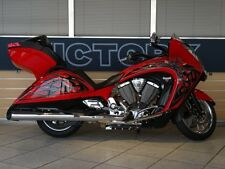 Victory Vision Havasu Red with Arlen Ness Graphics