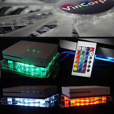 vincorp Multicolor LED USB Design Cooling Fan Stand Xbox One S/X Scorpio