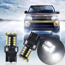 2x LED BULB 7440 W21W T20 5W e 6000K 44 SMD REVERSE BACK-UP MARCHA ATRAS