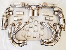 NEW Porsche 911 GT3 & GT3RS 3.6L / 3.8L Complete Center Exhaust System & Headers