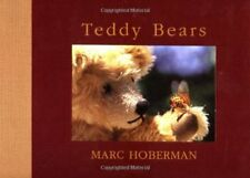 Teddy Bears by Marc Hoberman Hardback Book The Cheap Fast Free Post