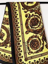 Versace 90x90 Silk Baroc Scarf