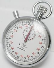 Vintage - Chateau 1/10th Second Shock Resistant Mechanical Chronograph Stopwatch