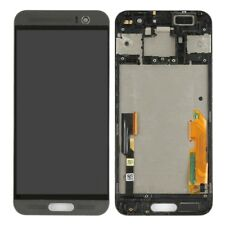 Replacement for HTC One M9+ / M9 Plus LCD Screen + Touch Screen with Frame (Blac