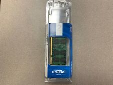 4GB (2x 2GB) Crucial 667Mhz RAM DDR2 Laptop Memory 200-pin CT25664AC667