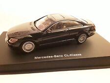 Benz CL Coupe Black 1:43 Autoart 56242