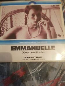 Emmanuelle Super 8 Film 440'reel ,