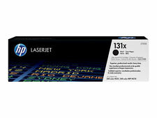 Genuine HP 131x Black Toner Cartridge High Yield CF210X