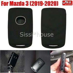 2X Silicone Key Cover For MAZDA 3 CX3 CX5 CX30 2019 2020 2021 Remote Case AU