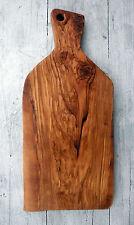 Tagliere in legno di ulivo Massello Grande ITA Realizzato a Mano