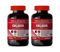 skin-support collagen supplement - COLLAGEN PEPTIDES - anti aging instant fix 2B