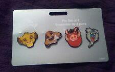 Lion King Pin Set