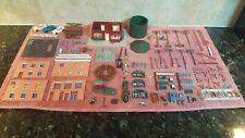 HO Accessories - Buildings - cars - Telephone Poles - - Figuires  - Much More