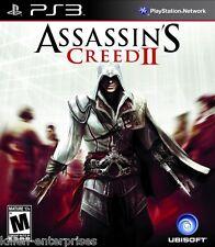 Assassin's Creed II (Playstation 3) PS3