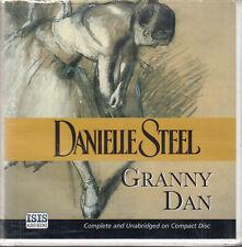 Danielle Steel Granny Dan 5CD Audio Book Unabridged Historical Romance FASTPOST