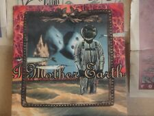 """I MOTHER EARTH, ONE MORE ASTRONAUT - CLEAR VINYL 10"""" SPRO 7087 6 11257 1 9"""