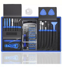 80 in 1 Professional Computer Repair Tool Kit, Precision Laptop Screwdriver Set,