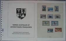 s1953) TAAF 1955 - Jan 2012 MNH ** Luxussammlung Französische Antarktis Gebiete