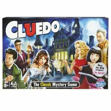 Hasbro 38712 Cluedo The Classic Mystery Board Game
