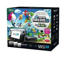 Nintendo Wii U Consoles with Bundle Listing