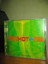 RED HOT + RIO CD NUOVO SIGILLATO GILBERTO INCOGNITO STEREOLAB MAD PROFESSOR 1996