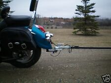 Trailer hitch for Vulcan VN900 Classic VN 900