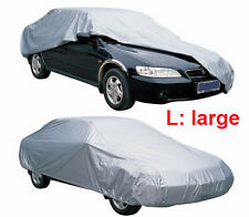 Telo Copri Auto.Cover copriauto,protezione automobile.Pioggia,sole, L,XL. Grande