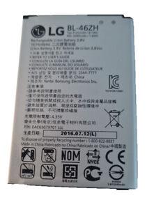 Original BL-46ZH Battery For LG Tribute 5 K7 LS675 D213 H340 L33