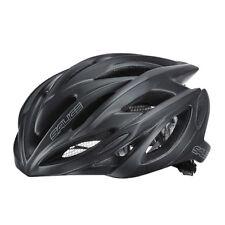 Casco bici ciclismo SALICE GHIBLI nero opaco black matt 58-62 LED road mtb corsa
