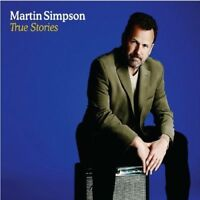 Simpson Martin - True Stories Neuf CD