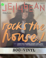"Jellybean (John Benitez) – Rocks The House - 2 x Vinyl Album - 12"" Mixes 1988 Ex"