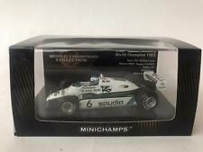 Minichamps Williams FW08 Keke Rosberg World Champion 1982 1/43