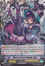 Cardfight Vanguard SOUL STRIKE x 4 Witch of Secret Books, Adra - G-BT04/064EN -