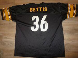 Jerome Bettis #36 Pittsburgh Steelers NFL Champion Football Jersey 48 XL