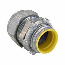 Orbit OF610-S Zinc EMT Compression Connector Insulated 4 Inch