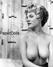 PDSN-0309 SCARCE VINTAGE 4X5 B/W 1950'S-1960'S NEGATIVE SWEET PINUP NUDE MODEL