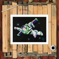 """8""""x10""""buzz lightyear poster HD Canvas print Home decor Room Wall Art Paintings"""