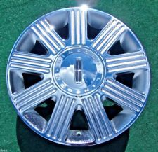 Set 4 NEW 2011 Lincoln TOWN CAR TownCar CHROME OEM Factory Style 17 inch WHEELS