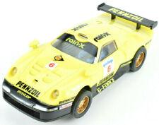 """Cartronic """"Pennzoil"""" Porsche 911 GT1 W/ Lights 1/32 Scale Slot Car 36-07810"""