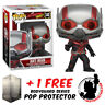 FUNKO POP VINYL MARVEL ANT-MAN AND THE WASP ANT-MAN + FREE POP PROTECTOR