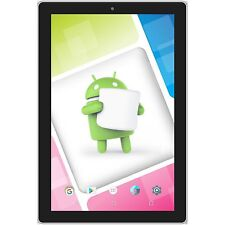 """Nextbook Ares 10A 10.1"""" 32GB 1.84GHz Intel Atom Tablet Android 6.0 Silver"""