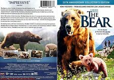The Bear ~ New DVD 25th Anniversary Collector's Ed. ~ Jack Wallace (1988)