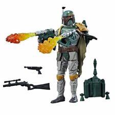 "Loose Star Wars Force Link Boba Fett Bounty Hunter Mandalorian Figure 3.75"""