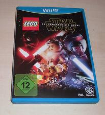 Nintendo Wii U Jeu Lego Star Wars: Le réveil de la puissance