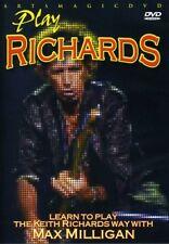 Play Richards [New DVD]