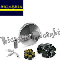 """2826 - VARIATORE TNT RACING SACHS 50 49ER 4T RUOTE 10"""" E 12 POLLICI - BEE 50"""