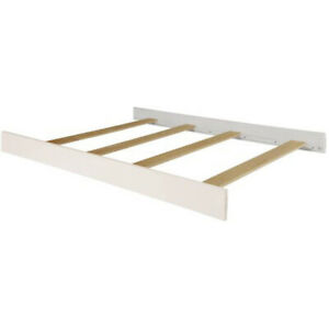 Full Size Conversion Kit Bed Rails for SELECT Lajobi Europa Baby Cribs