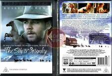 1THE SILVER BRUMBY Russell Crowe horse snow mountain NEW (Region 4 Australia)