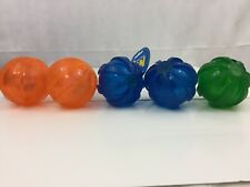 JWPet Playplace Squeaky Ball  Large Dog  Assorted Colors