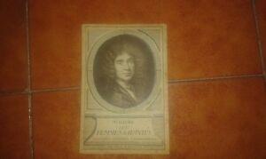 Moliere Les Femmes Savantes Classiques Illustres Vaubourdolle Hachette 1935
